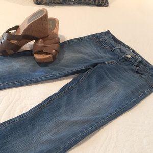 Aeropostale jeans size regular 0